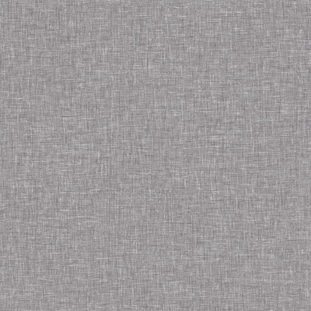Arthouse Linen Texture Mid Grey 676007 Wallpaper